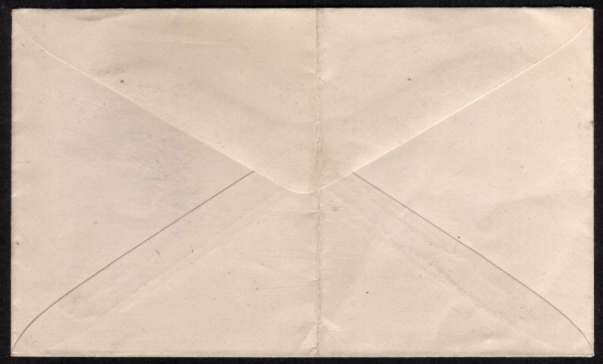 view larger back view of image for The famous JUNIOR PHILATELIC SOCIETY illustrated envelope of 1908. An unused version bearing a 1d Red.