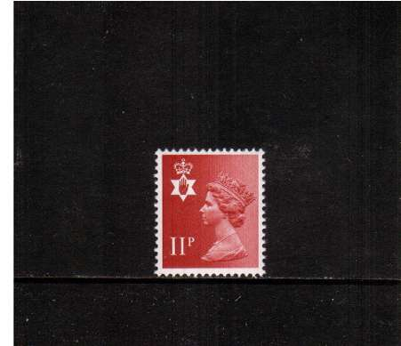 view larger image for SG NI30Ey (1976) - <b>NORTHERN IRELAND</b> 11p Scarlet - 