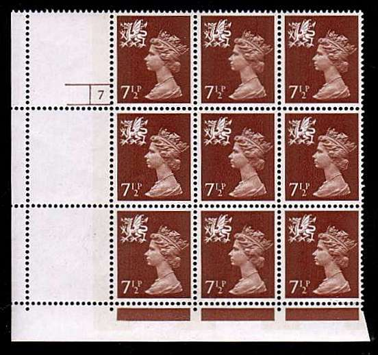 view more details for stamp with SG number SG W24var