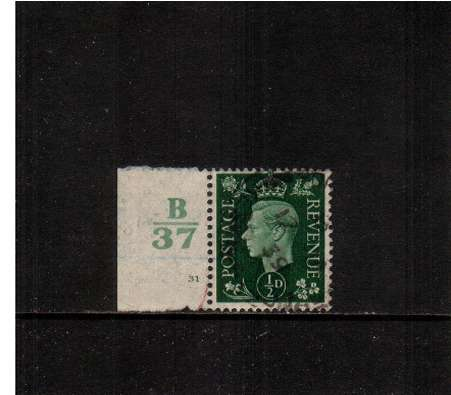 view larger image for SG 462var (1937) - �d Green. 