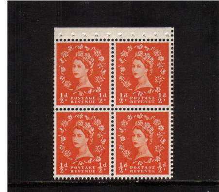view larger image for SG SB9 (1959) - �d Orange - Watermark Multiple  Crowns.<br/>