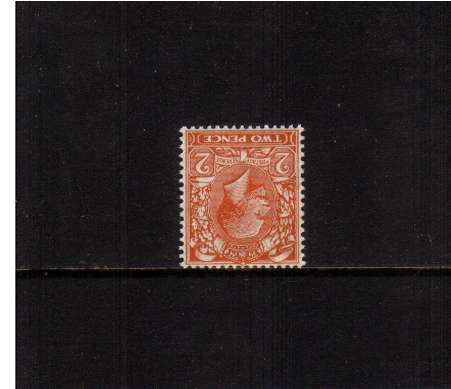 view larger image for SG 368Wk (1912) - 2d Orange - Die I<br/>