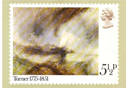 view larger image for PHQ No.9B (1975) - Turner single card cancelled on back with a OLDHAM FDI cancel - unaddressed.