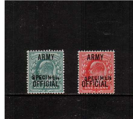 view larger image for SG O48s-O49s (1915) - <b>ARMY OFFICIAL</b><br/>
