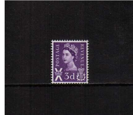 view larger image for SG S1pb (1965) - 3d Deep Lilac - Left Band