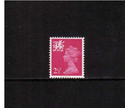 view larger image for SG W13Eg (1972) - 2�d Bright Magenta - Gum Arabic