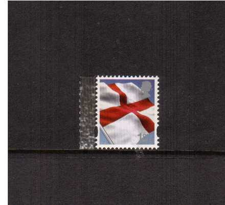 view larger image for SG EN51 (9 May 2013) - 1st Class - England Flag<br/>