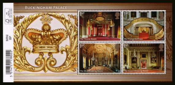 view larger image for SG MS3601var (15 April 2014) - Buckingham Palace<br/>