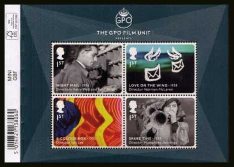 view larger image for SG MS3608var (13 May 2014) - The GPO Film Unit<br/>