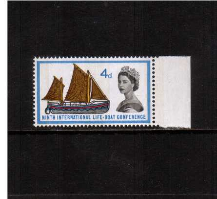 click to see a full size image of stamp with SG number SG 640pvar