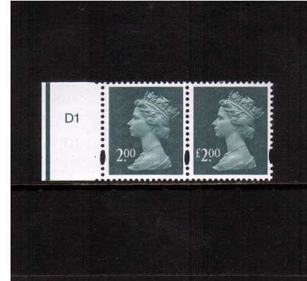 view more details for stamp with SG number SG Y1747a