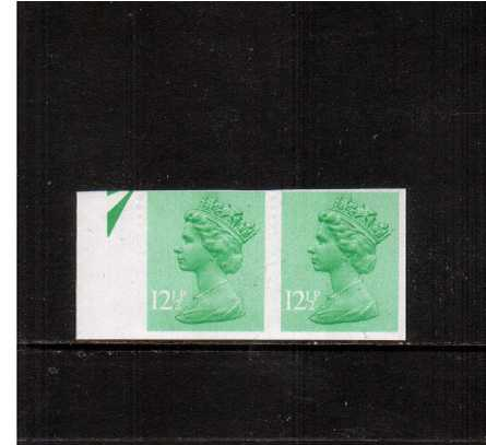 view larger image for SG X898a (1982) - 12�p Light Emerald - One Centre Band<br/>