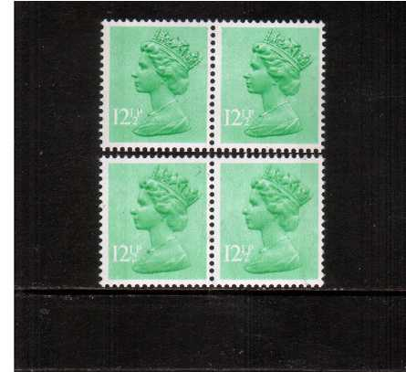 view larger image for SG X901var (1984) - 12�p Light Emerald - Band at Left and Band at Right<br/>