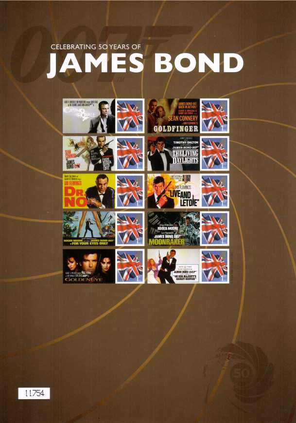 view larger image for SC-CSS-17 (2012) - Commemorative Stamp Sheets<br/>