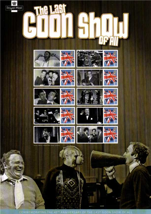 view larger image for SC-CSS-18 (2012) - Commemorative Stamp Sheets<br/>