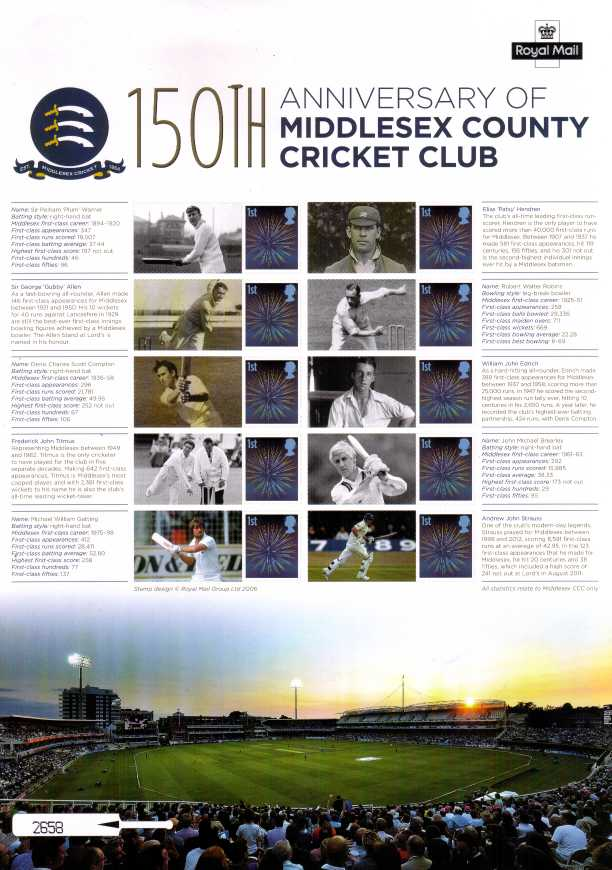 view larger image for SC-CSS-23 (2014) - Commemorative Stamp Sheets<br/>