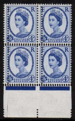 click to see a full size image of stamp with SG number SG 576a var