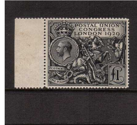 view larger image for SG 438 (1929) - �1 Postal Union Congress<br/>