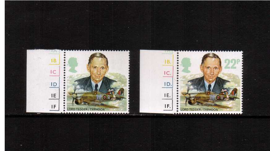 view more details for stamp with SG number SG 1337a