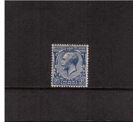 view larger image for SG 422 (1924) - 2�d Blue