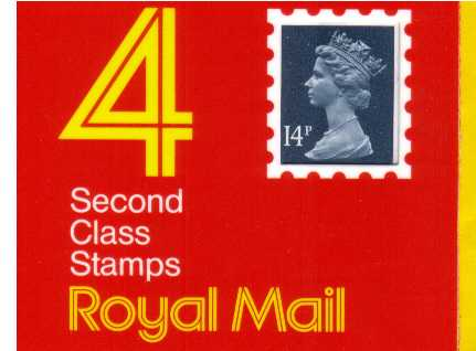 British Stamps QE II