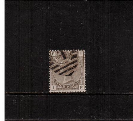 click to see a full size image of stamp with SG number SG 154