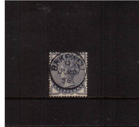 view larger image for SG 187 (1883) - �d Slate-Blue