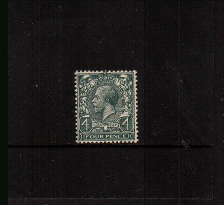 view larger image for SG 424 (1924) - 4d Grey-Green<br/>