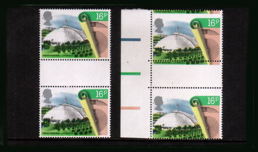 view more details for stamp with SG number SG 1245var