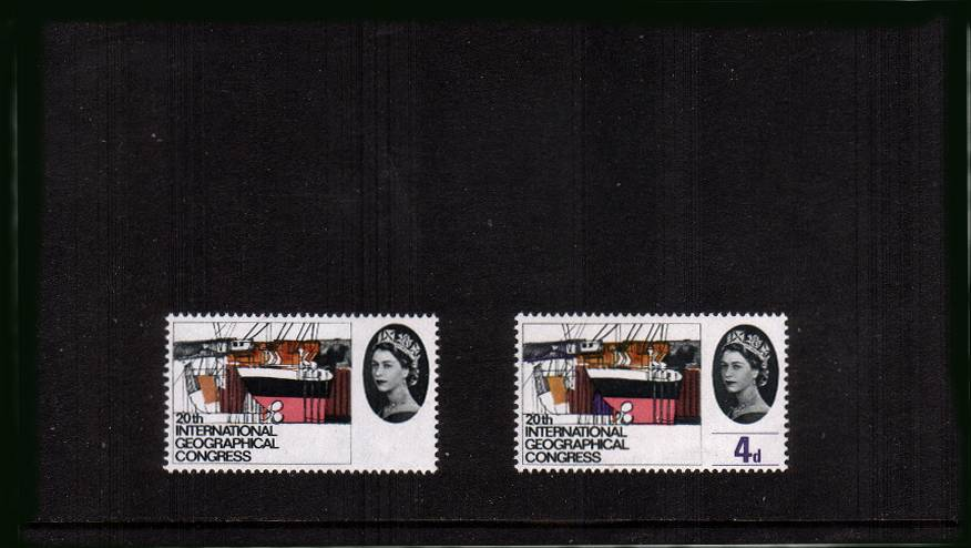 click to see a full size image of stamp with SG number SG 652a