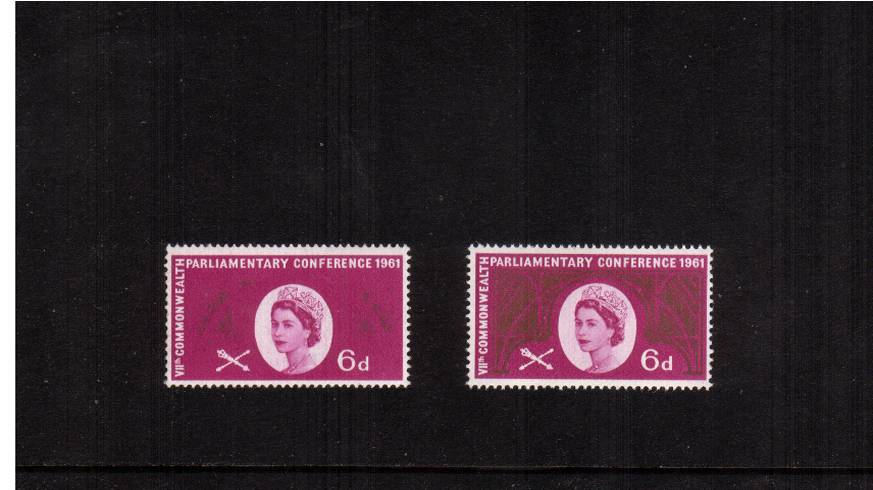 view more details for stamp with SG number SG 629var