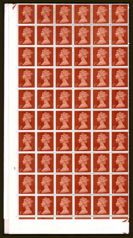 view larger image for SG 723 (1967) - �d Orange-Brown  - 2 Bands - Cylinder 3 DOT