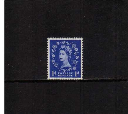 view larger image for SG 516 (1953) - 1d Ultramarine