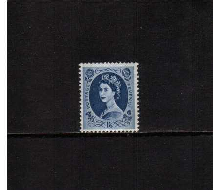 view larger image for SG 531 (1953) - 1/6d Grey-Blue