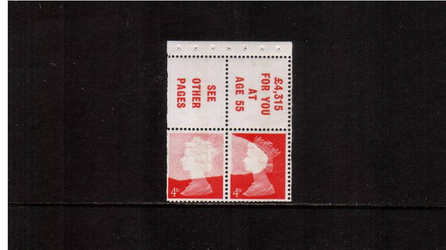 click to see a full size image of stamp with SG number SG 733L