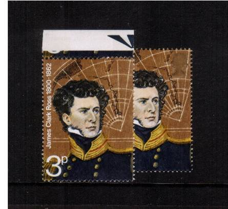 view more details for stamp with SG number SG 897a