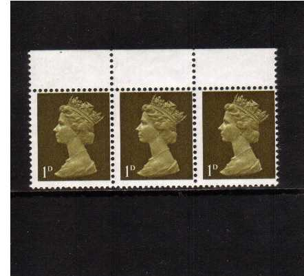 click to see a full size image of stamp with SG number SG 724Ey