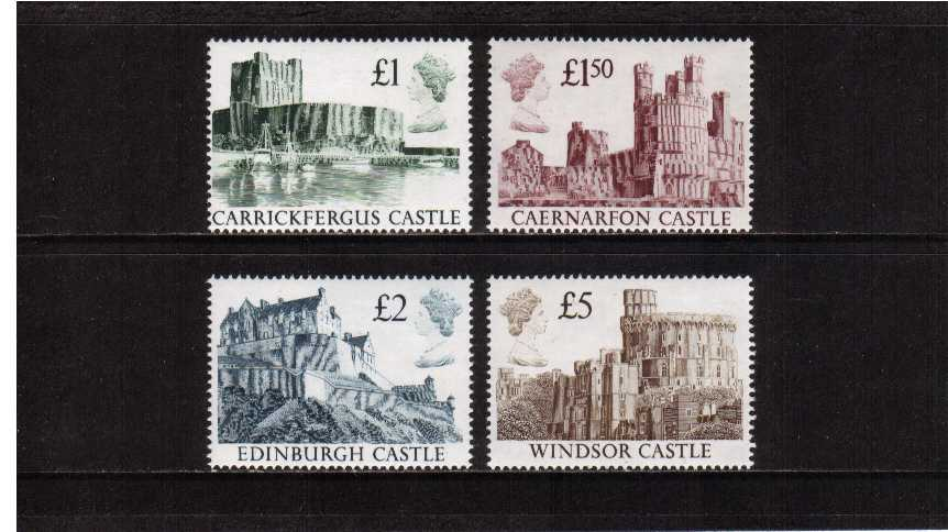 view larger image for SG 1410-1413 (1988) - Elizabeth II  <br/>
