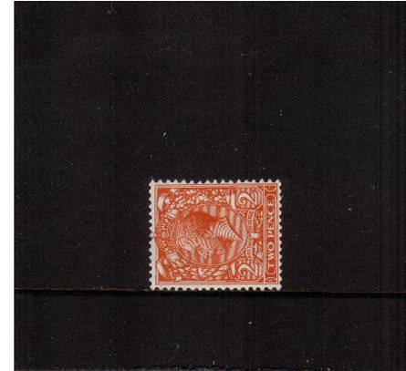 view larger image for SG 421b (1926) - 2d Orange<br/>