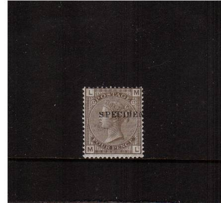 click to see a full size image of stamp with SG number SG 154spec