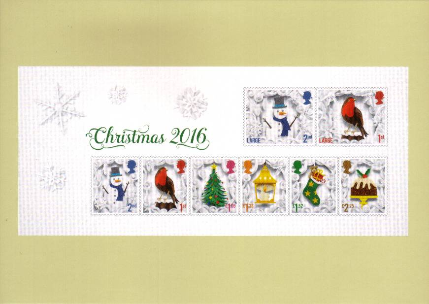 view larger image for PHQ No.423 (2016) - Christmas<br/>