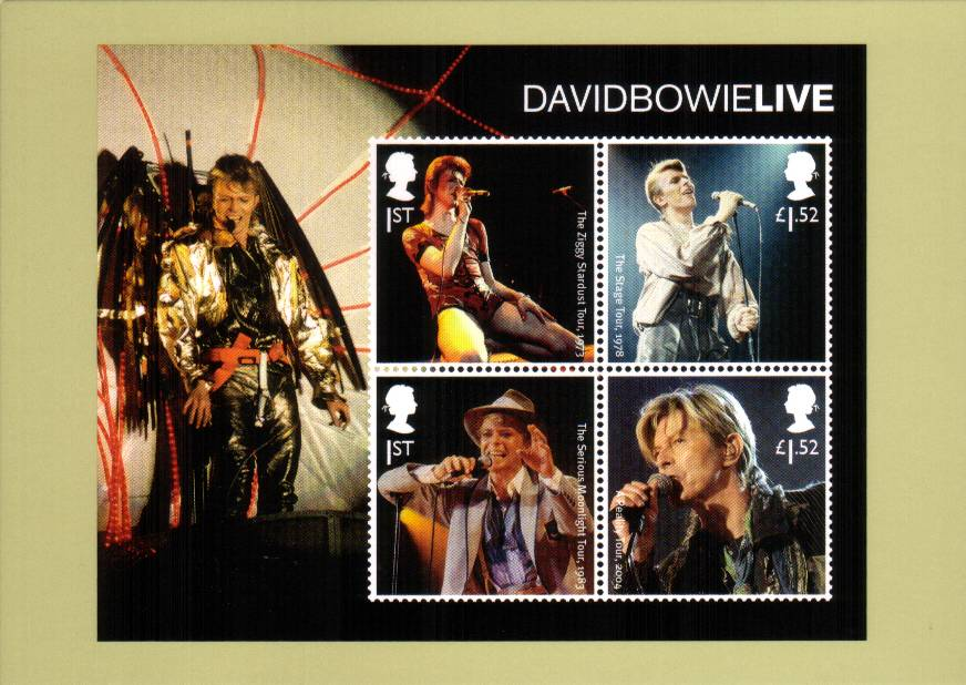 view larger image for PHQ No.426 (2017) - David Bowie