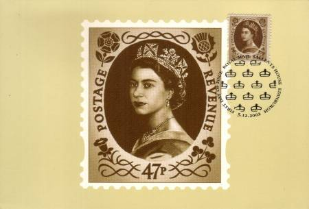 view larger image for PHQ No.21F (2002) - 50th Anniversary of Wilding Definitives - 1st Issue 