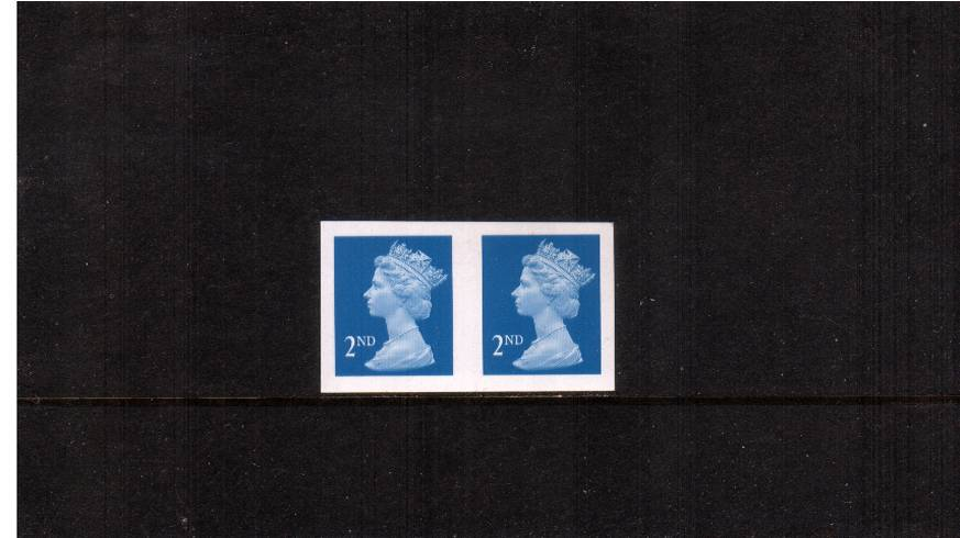 view larger image for SG 2039ab (2000) - 2nd Class Bright Blue<br/>