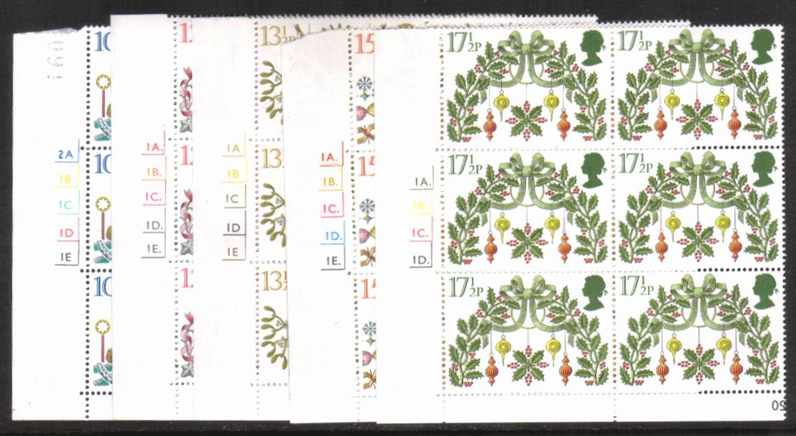 view larger image for SG 1138-1142 (1980) - Christmas<br/>