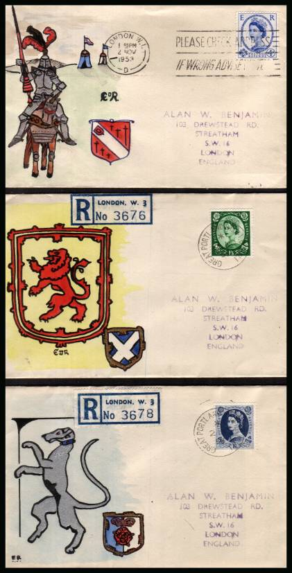 view larger back view image for Wildings - 4d 1/3d and 1/6d<br/>