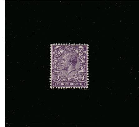 view larger image for SG 376 (1912) - 3d Bluish Violet<br/>