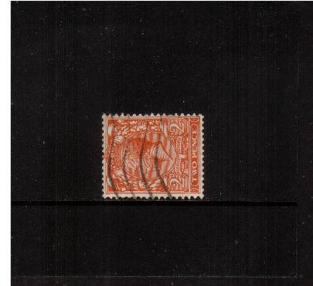 view larger image for SG 421b (1924) - 2d Orange<br/>