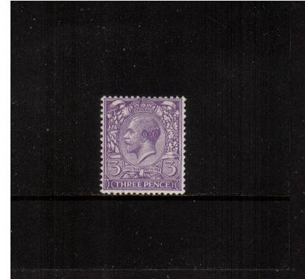 view larger image for SG 377 (1912) - 3d Pale Violet<br/>