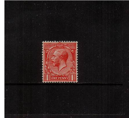 view larger image for SG 360 (1912) - 1d Carmine-Red<br/>
